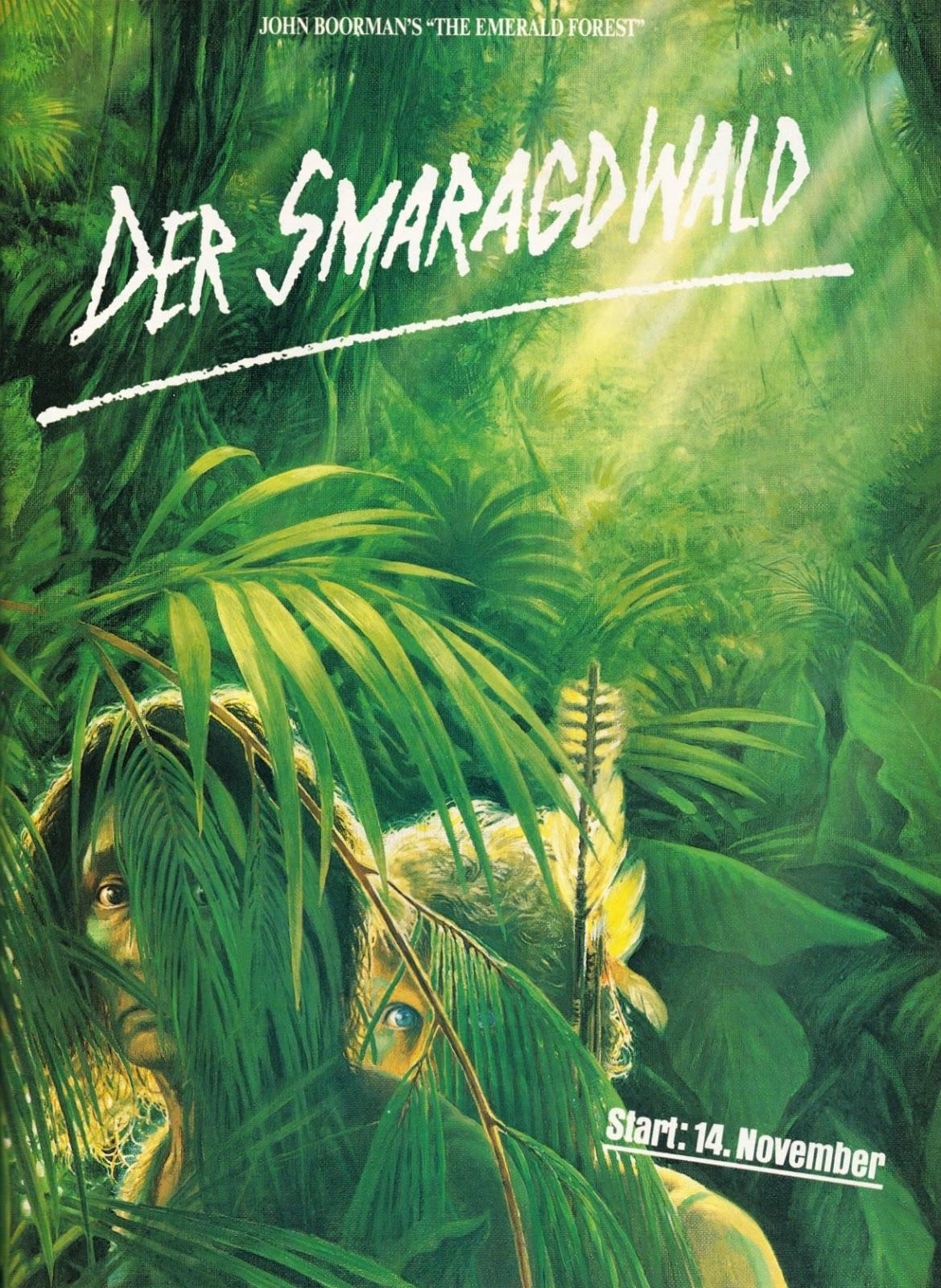 Der Smaragdwald