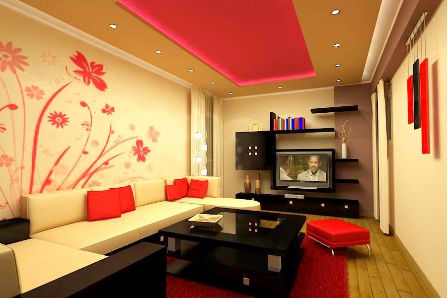 Hiasi Ruang Tamu Rumah Anda
