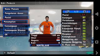 Gambar PES2017 Jogress Evolution Patch JPP V5 Special Euro 2016 PPSSPP Update Full Transfer Oktober 2