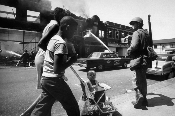 1967 Detroit Riot Vintage Everyday