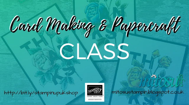 Join Basingstoke Craft Group for a Card Making & Papercraft Class with Mitosu Crafts