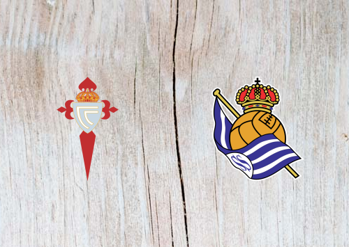 Celta Vigo vs Real Sociedad - Highlights 01 November 2018
