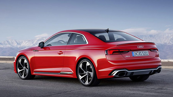 Audi 2018 RS 5 Coupe Büyük Boy