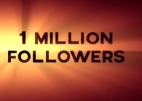 How to Get 1 Million Followers on Instagram