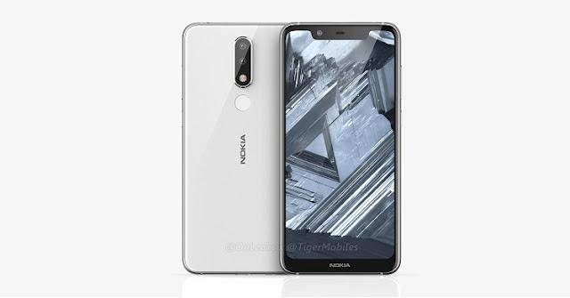 Nokia X5 a.k.a Nokia 5.1 Plus