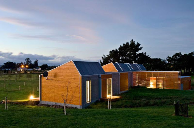 Modern House in Martinborough, New Zeland