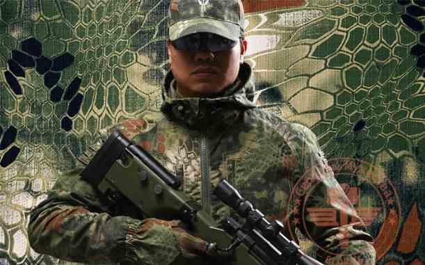 HEBAT... Sritex Indonesia Rancang Baju Militer Canggih yang Dapat Berkamuflase Dengan Alam