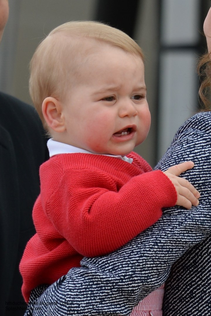 Duchess Kate: George & Charlotte
