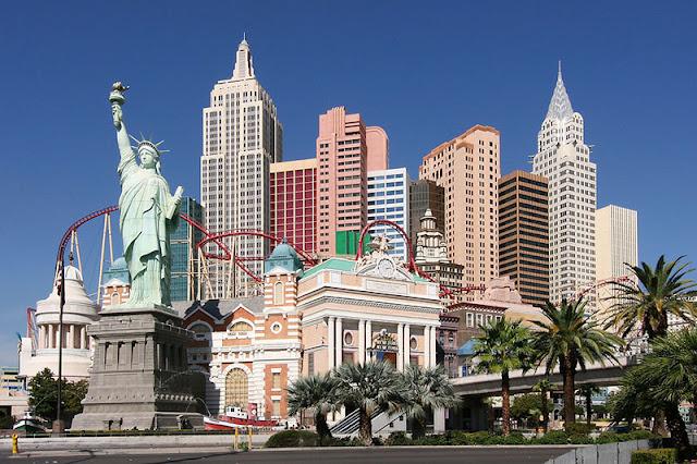 Dicas de Las Vegas: Hotel New York New York
