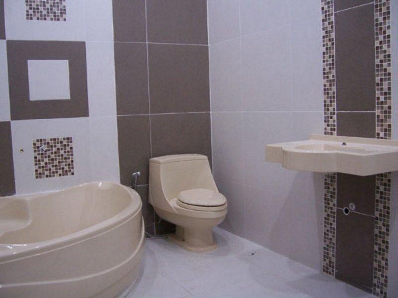 motif keramik lantai kamar mandi yang terbaru