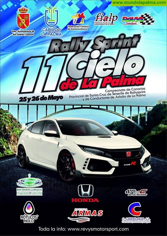 11º Rally Sprint Cielo de La Palma