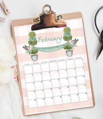 Our current reader favorite? The 2020 French-Garden Inspired Calendar
