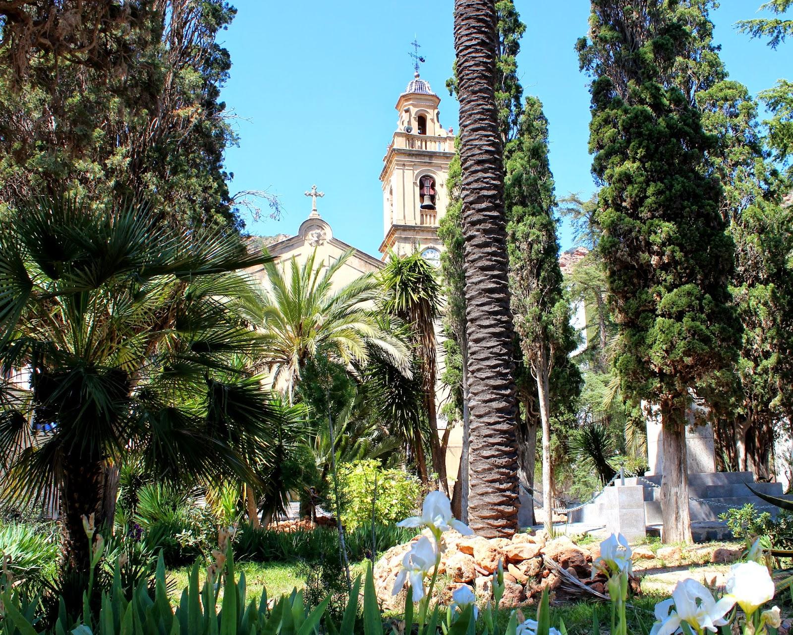 Monasterio del Santo Espíritu en Sierra Calderona