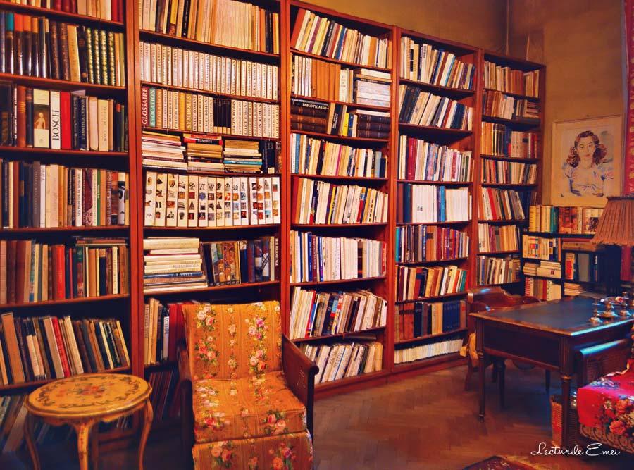Biblioteca soților Ligia și Pompiliu Macovei