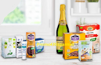Logo Vinci gratis 10 pacchi di prodotti Santiveri