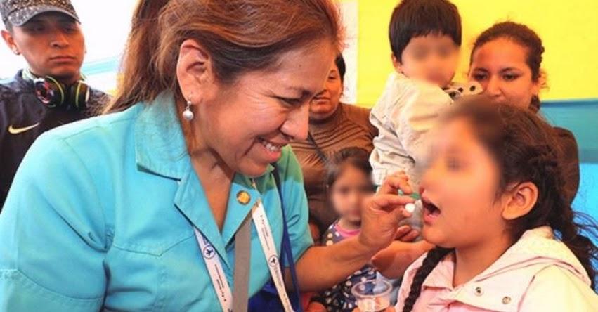 Desparasitarán a más de 150 mil escolares para prevenir la anemia en el Cusco
