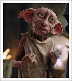 Dobby from Harry Potter