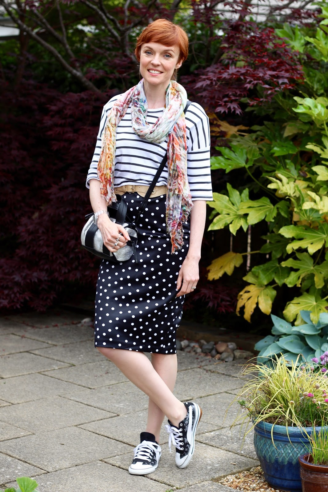 Fake Fabulous | Eveningwear as Daywear | The fab40's, over 40 style.