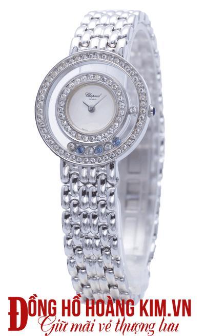 đồng hồ nữ chopard mới về uy tín