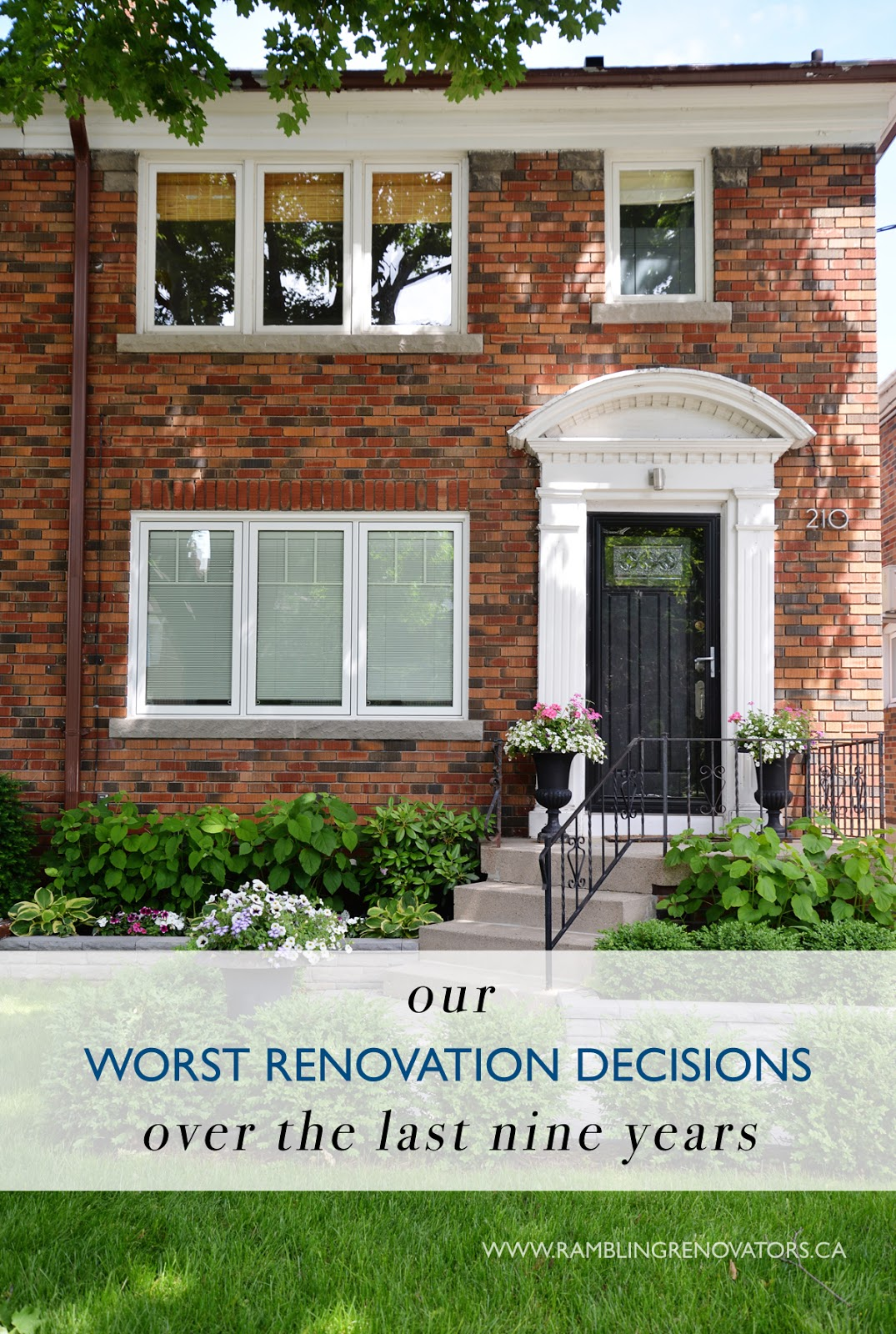 worst home renovation decisions