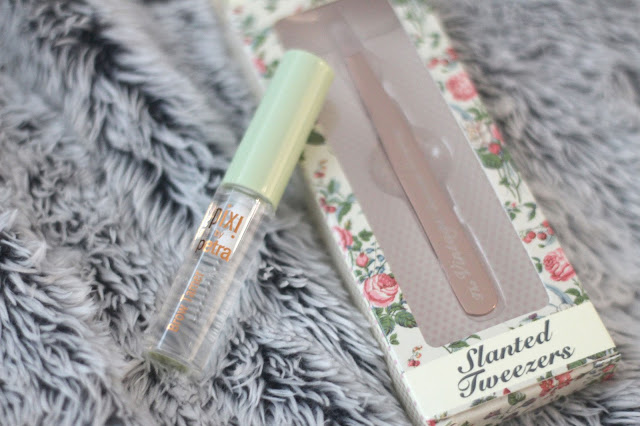 pixi brow tamer blog review