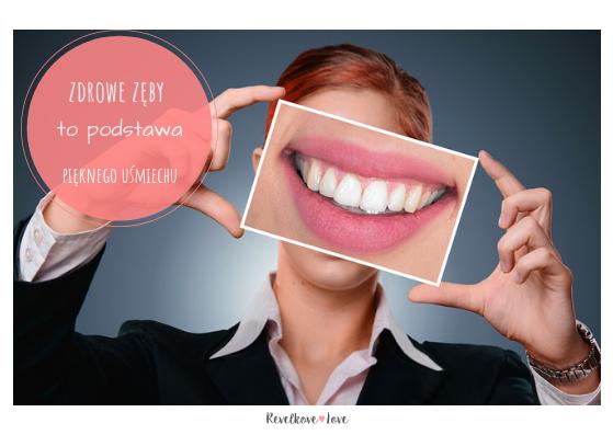 Zdrowe zęby to podstawa pięknego uśmiechu