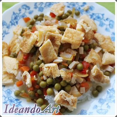 Receta arroz delicias