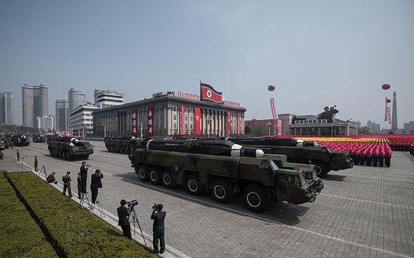 Segundo um oficial norte-coreano, Pyongyang vem desenvolvendo suas capacidades nucleares para combater qualquer agressão dos EUA