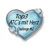 ATC's mit Herz