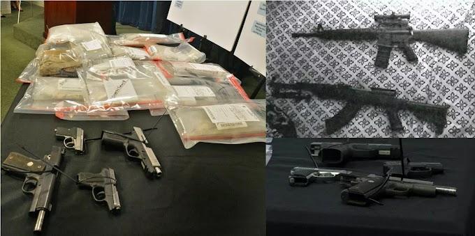 Un dominicano que dirigía narco banda en Lawrence se declara culpable por tráfico de heroína fentanilo y cocaína en corte federal