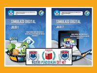 Buku Siswa SMK MAK Kelas X Simulasi Digital Semester 1 dan 2 Terbaru Tahun 2018/2019