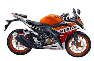 Honda CBR150R MotoGP Repsol Edition terbaru 2016