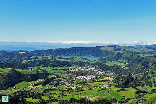 Miradores de Sao Miguel, Azores