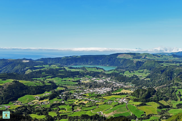 Miradouro Salto do Cavalho, Sao Miguel (Azores)