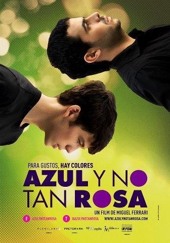 VER ONLINE Y DESCARGAR: Azul y No Tan Rosa - PELICULA - Venezuela - 2012