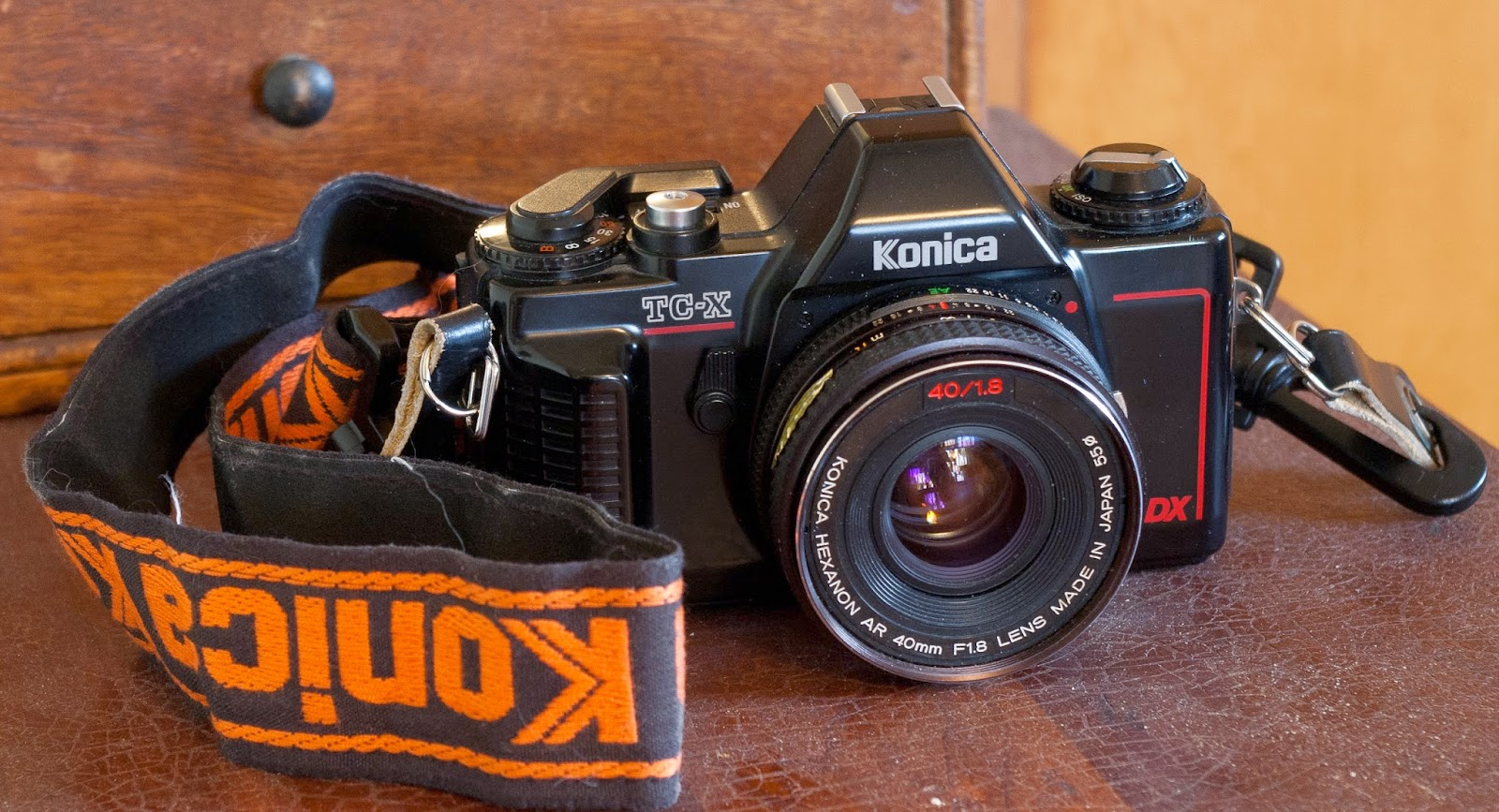 A Look at the Konica TC-X