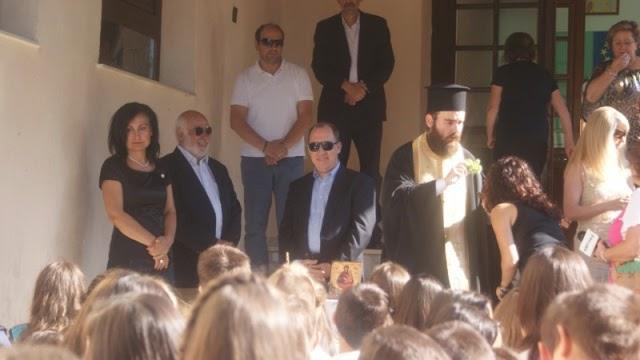 Σε σχολεία της Περιφερειακής Ενότητας Καστοριάς ο Αντιπεριφερειάρχης Σωτήρης Αδαμόπουλος