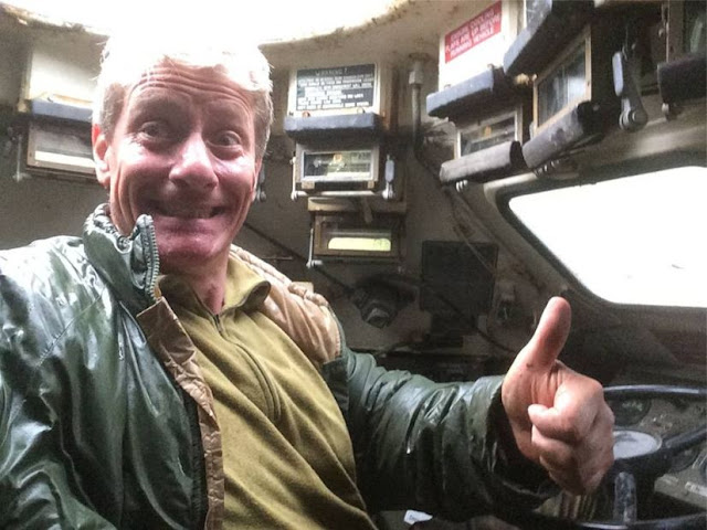 This Man Bought An Old Tank For £30K And Unexpectedly Found Something Inside That Change His Life Forever!