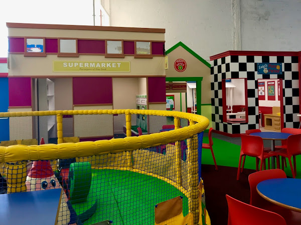 360 Play in Basildon With A Toddler | Soft Play And More