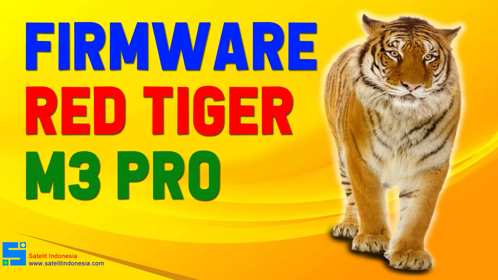 Download Software Red Tiger M3 Pro Update Firmware Receiver