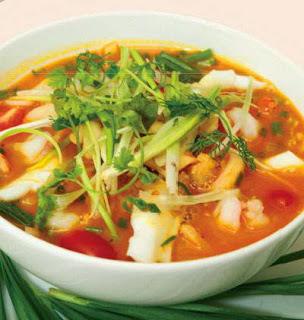 Món ăn ngon: Canh trứng đậu cà chua