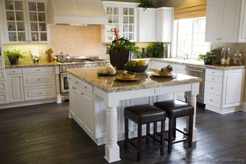 Are White Kitchen Cabinets In Style 2015