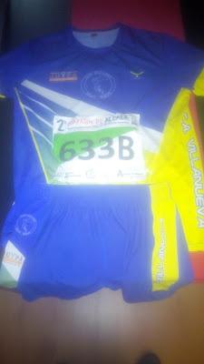 La despedida de unos colores: Maratón por relevos de Alcalá 2017