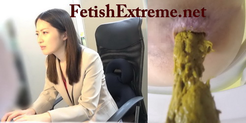 [SL-248] 社内盗撮 働く女の大便記録 健康便と下痢便の日 弐 Defecation ジェイド Office workers shitting at public toilet