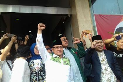 Cak Imin Kumpulkan 50 Kiai, Siapkan Langkah Jika Tak Dipilih Jokowi, Cak Imin Ngebet Jadi Wapres?