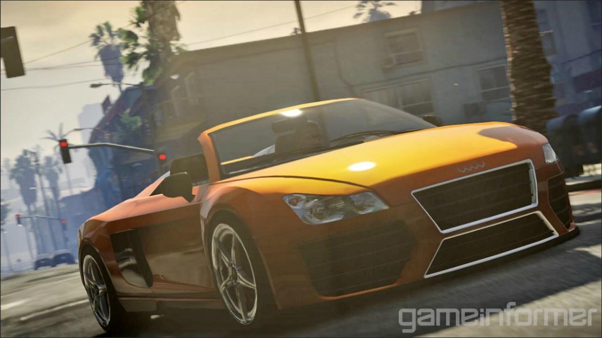 Nuove Immagini Ufficiali Di GTA V (5) • Guide Informatica