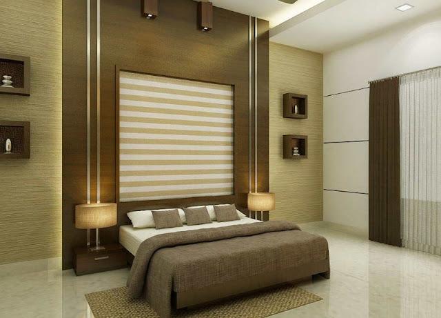 Interior Desain Kamar Tidur Minimalis