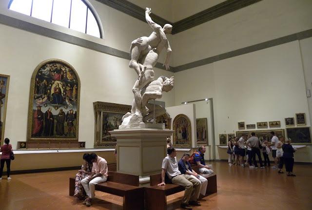 Galeria da academia de Belas Artes