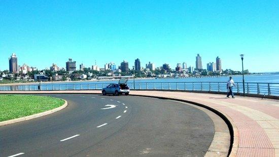 Posadas : Un hombre se arrojó al río Paraná