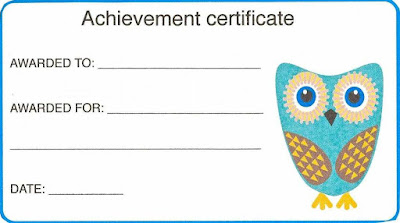 Award Certificate Template For Kids Xcadr
